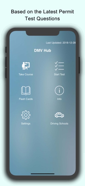 DMV Hub - Permit Practice Test on the App Store