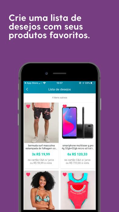 Baixar C&A Loja Online: Roupas e Moda para Pc