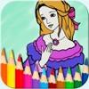 Bejoy Coloring Princess Fairy