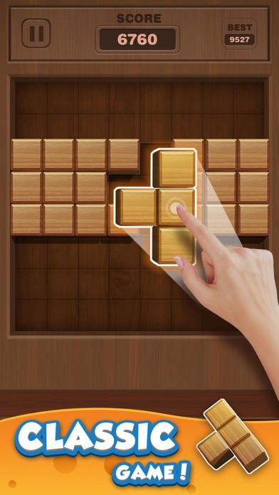Wood Puzzle 3D - Fun Classic screenshot #1