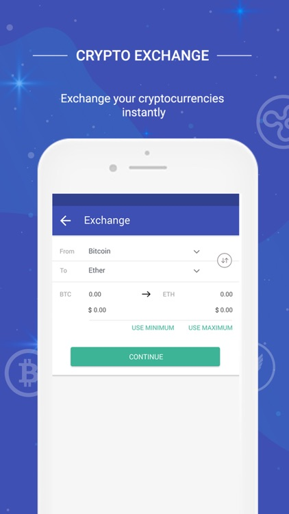 COSS Wallet screenshot-4