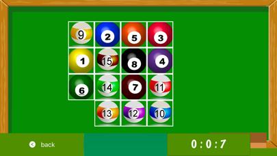 Billiardo and Numbers screenshot 5