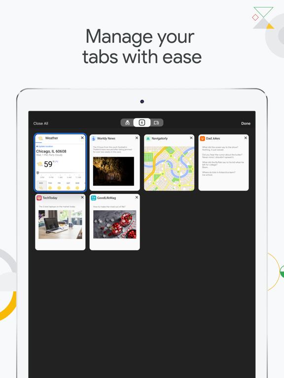 Google Chrome-ipad-2