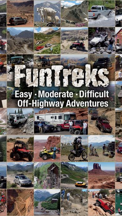 FunTreks 4x4 Offroad Trails Screenshot