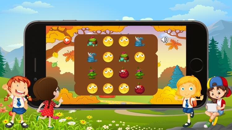 Smart kids game shape matching screenshot-4