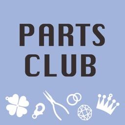 ビーズ・手作りアクセサリーパーツの「パーツクラブ公式アプリ」