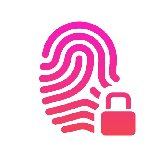 Fingerprint Login & Password iOS App