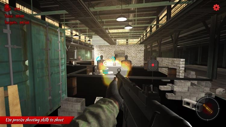 Shooting Range Target Shooter screenshot-3