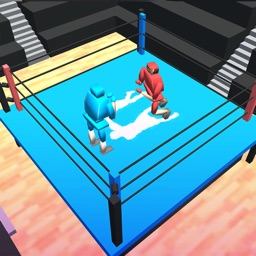 Drunken Wrestlers 3D Fighter
