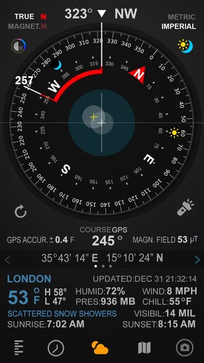 Compass 54 Pro screenshot-3