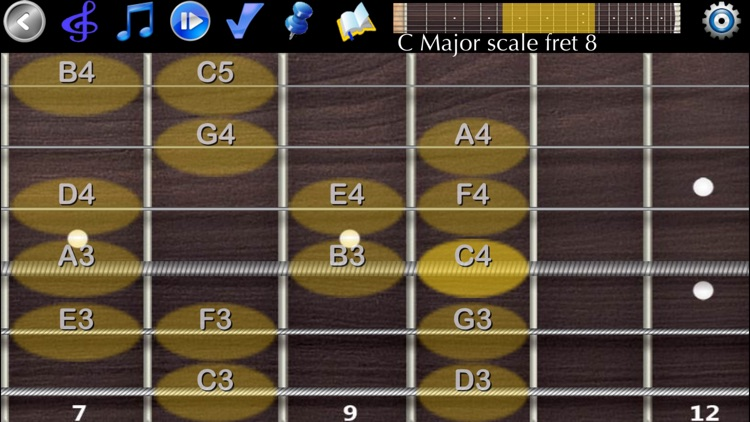 Guitar Tutor Pro screenshot-1