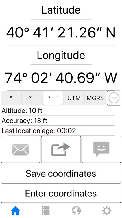 My GPS Coordinates Pro screenshot-7