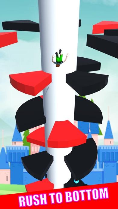 Helix Royal Jumper 3D screenshot 3
