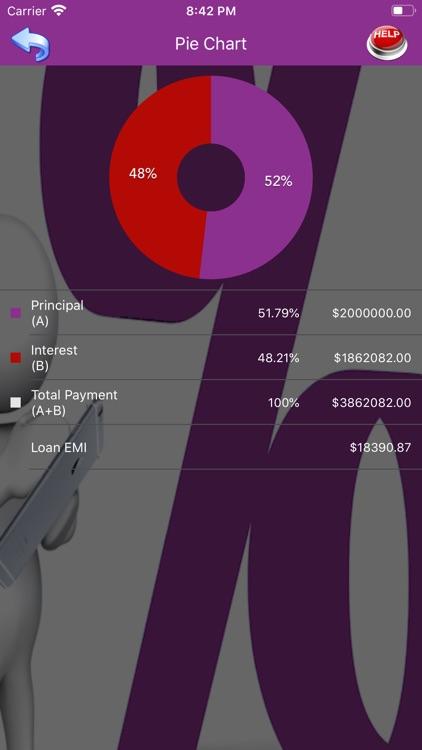 Interest Calculator :: screenshot-5