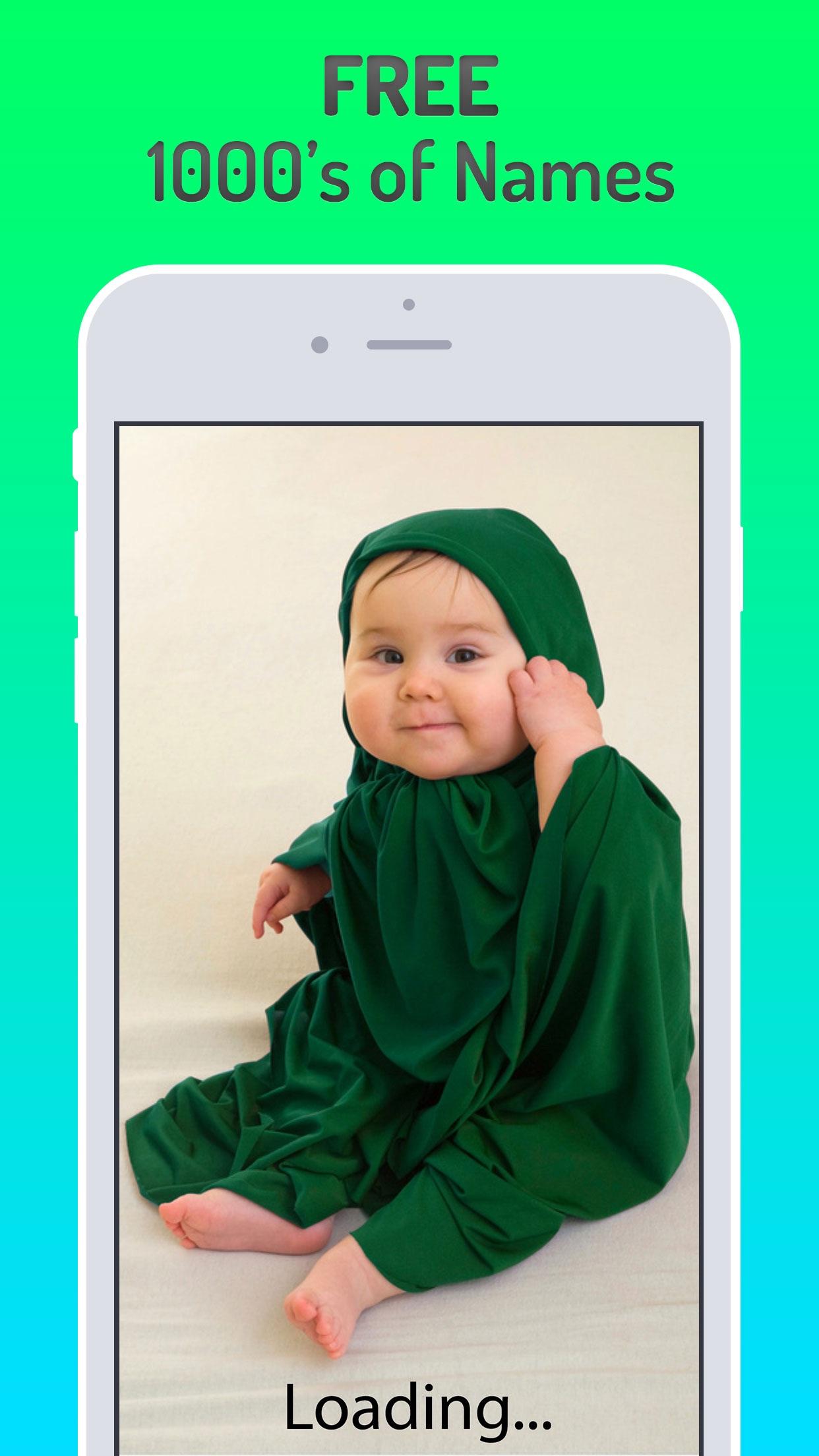 Muslim Baby Names Plus Screenshot