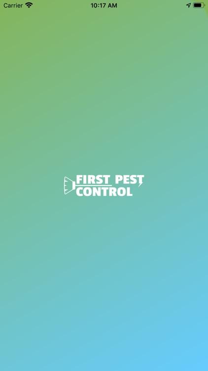First Pest Control