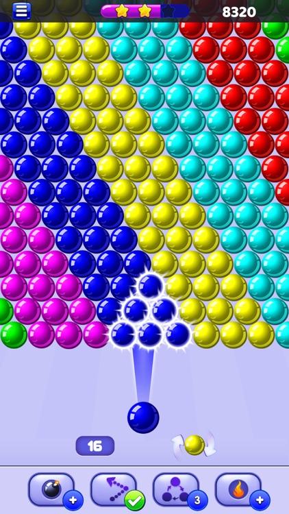 Bubble Shooter - Pop Bubbles screenshot-6