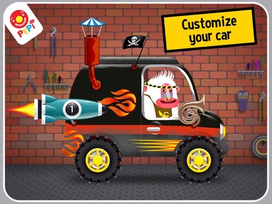 Pepi Ride Screenshots