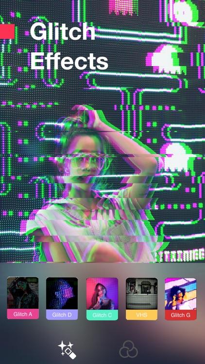 Glitch Video VHS Cam -GlitchFX