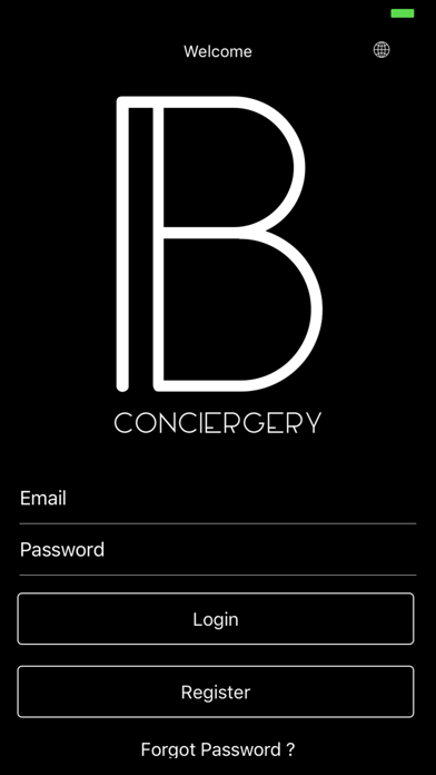 BConciergery屏幕截图2