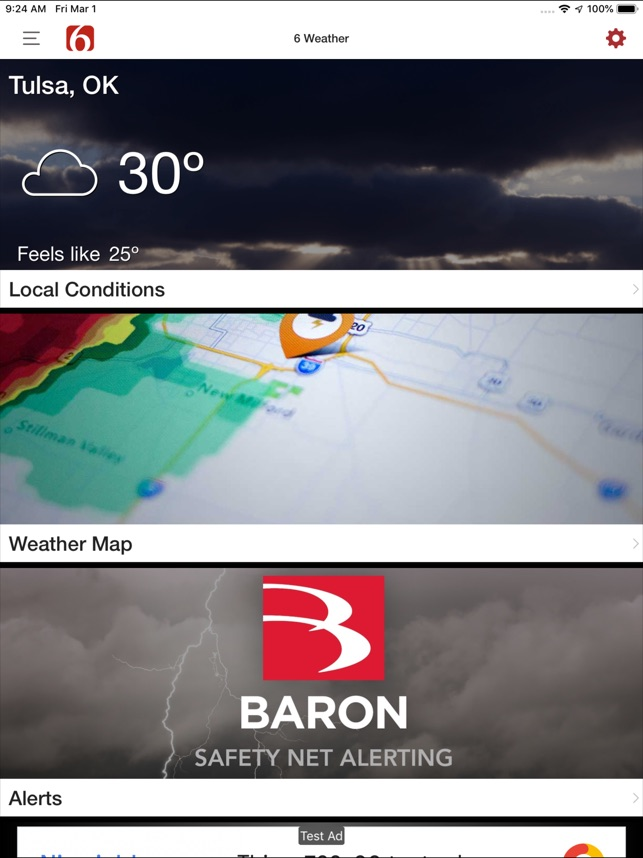 News on 6 Weather on the App Store