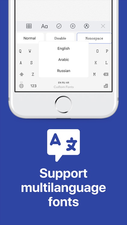 Fonts + Keyboard fonts & Emoji screenshot-3