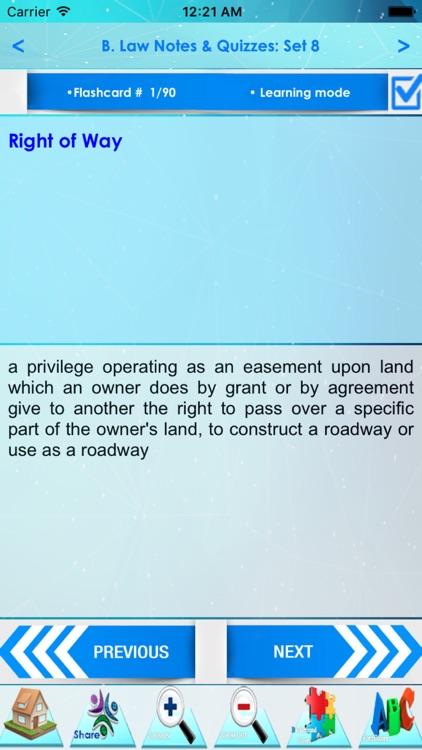 Business Law Exam Review screenshot-3