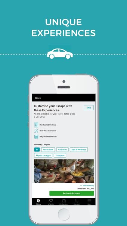Luxury Escapes: Travel Deals screenshot-4