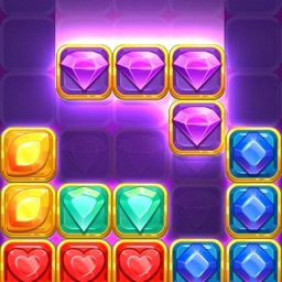 Jewel Blitz: Block Puzzle