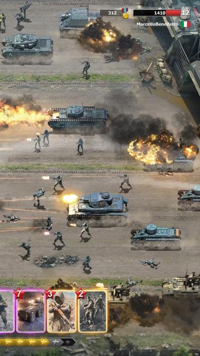 World War 2 - Online Strategy Screenshot 2