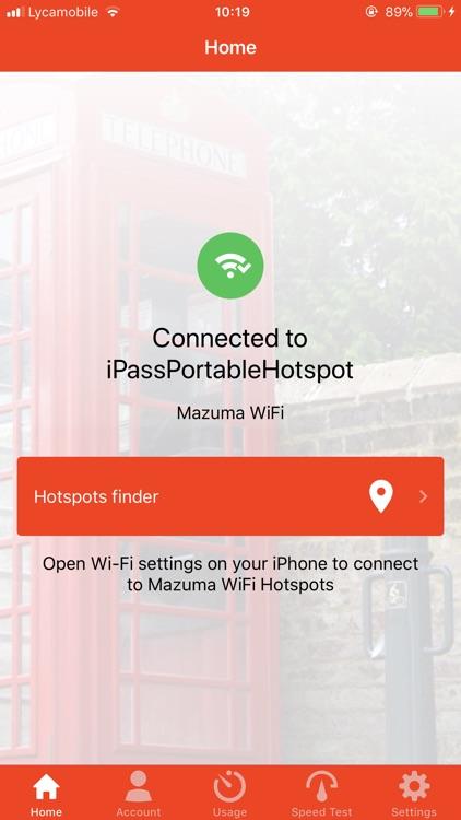 Mazuma WiFi