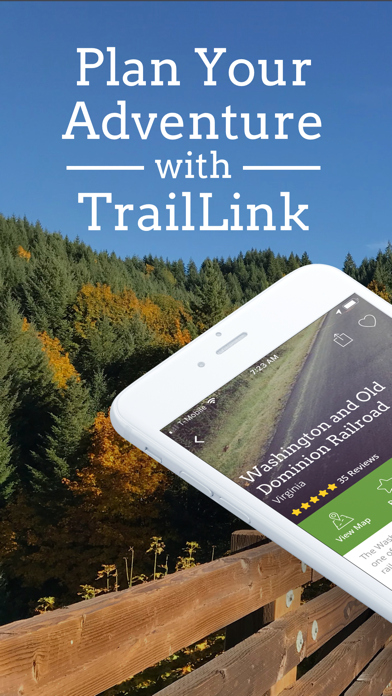 TrailLink: Bike, Run & Walk screenshot