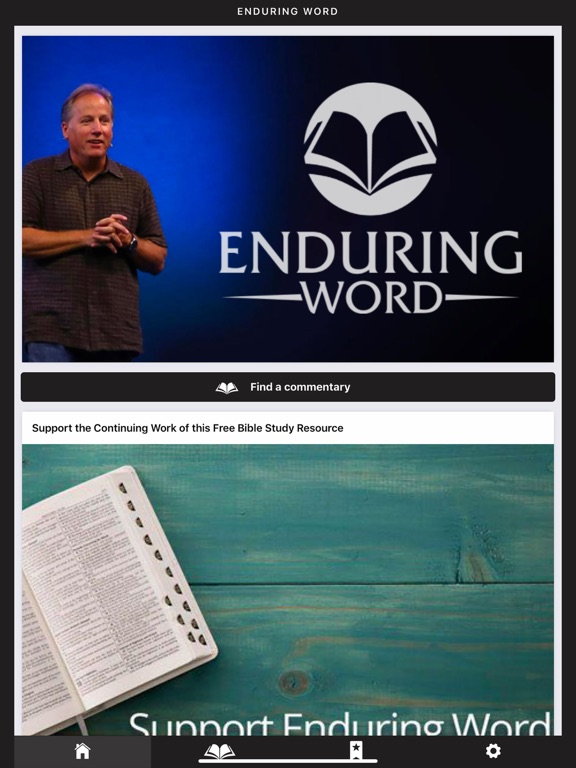 Enduring Word Commentary by Enduring Word (iOS, United
