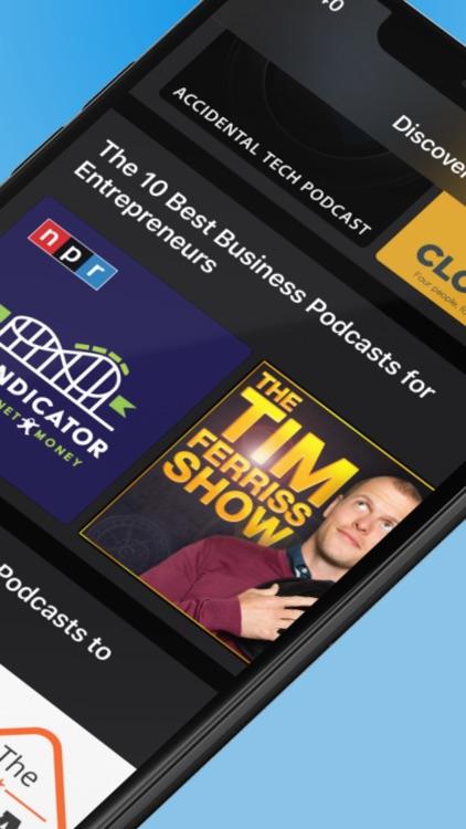 Podcast Alarm - Player & Alarm screenshot-5