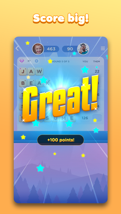 Wordzee! screenshot 8