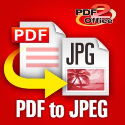 PDF to JPEG by PDF2Office