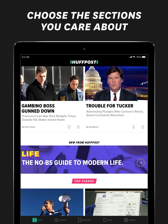 Screenshots for HuffPost - News & Politics
