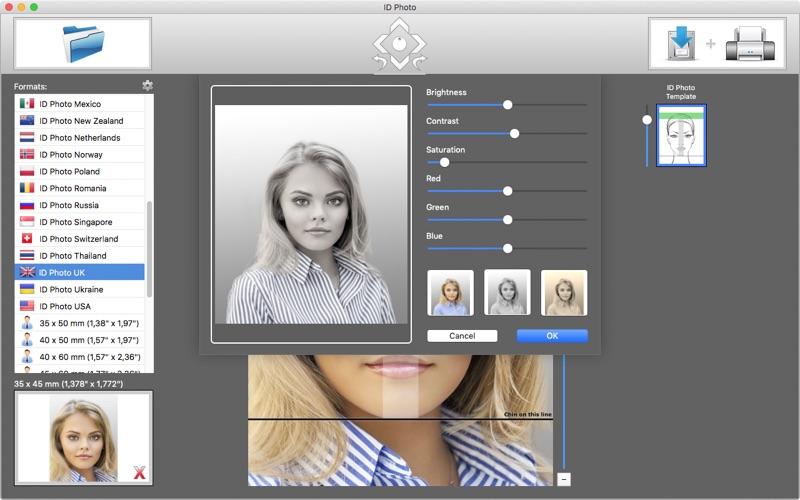 ID Photo скриншот программы 6