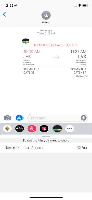 App in the Air im App Store
