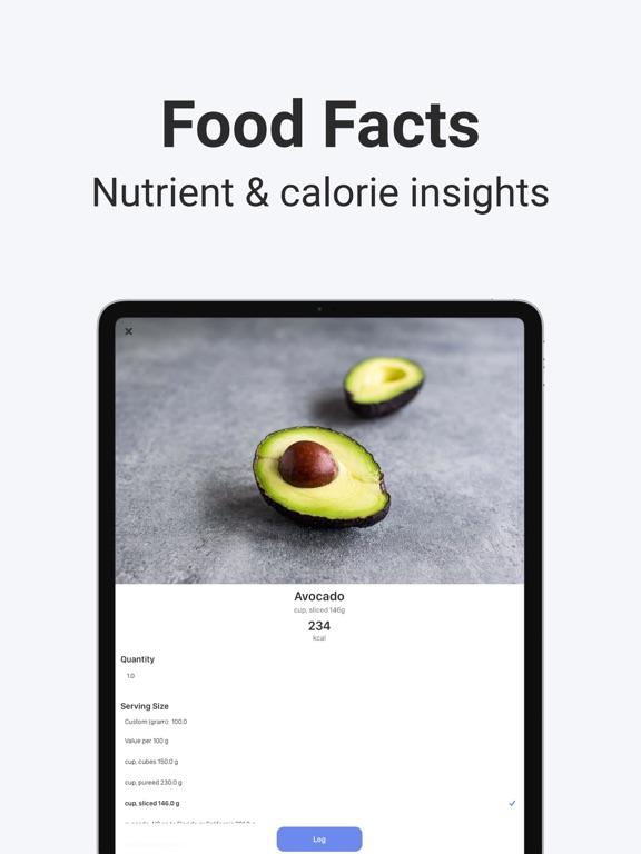 Calory: Simple Calorie Counter screenshot 17