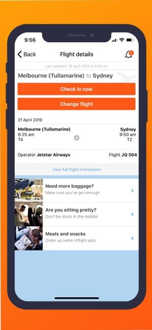 Jetstar on the App Store