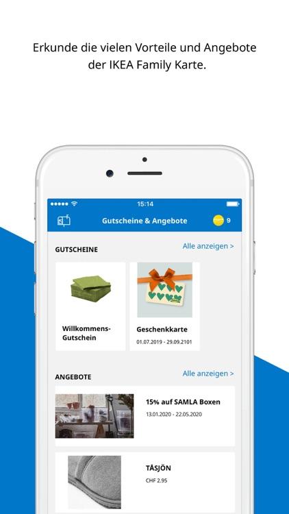 IKEA Family Schweiz screenshot-5