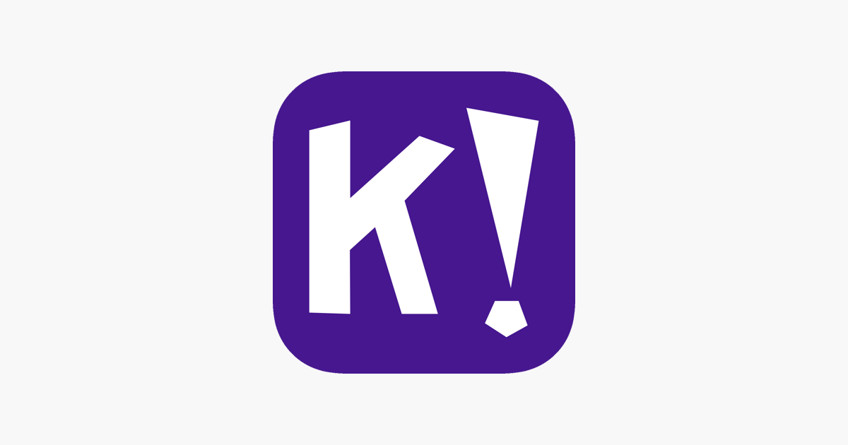 Kahoot Play Create Quizzes On The App Store