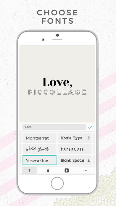 PicCollage - Video & Pic Grids Screenshot