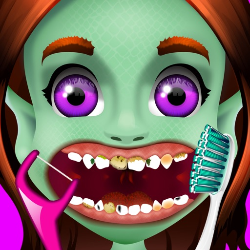 Little Monsters Dentist