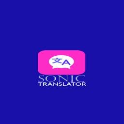 Sonic Translator
