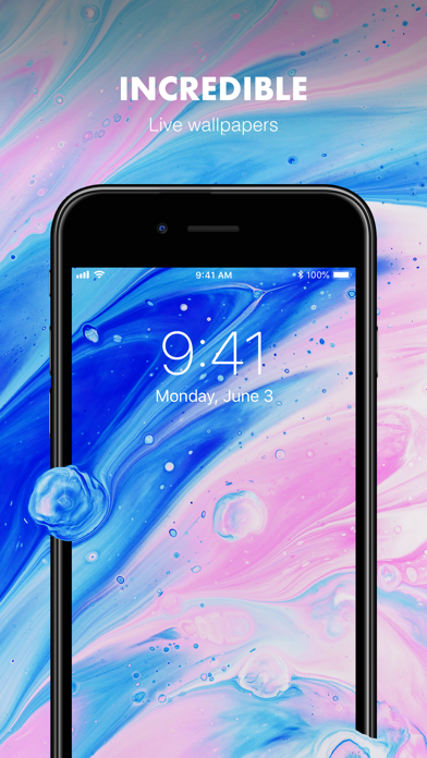 Live Wallpapers with HD Themes