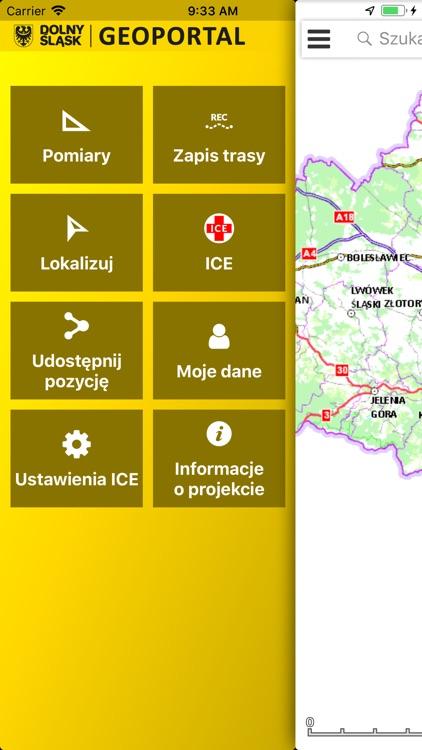 Geoportal Dolny Śląsk