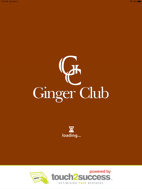 Ginger Club screenshot 5