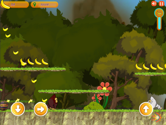 Monkey Kong Adventure screenshot 4